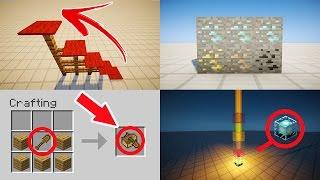 Minecraft: CIEKAWOSTKI O KTÓRYCH NIE MIAŁEŚ POJĘCIA