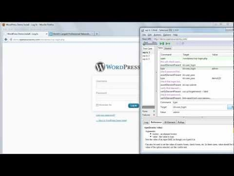 9. How to use Locator to identify the webelement using selenium IDE ? - [Online Selenium Training]
