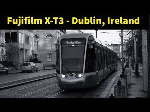 Fujifilm X-T3 + Dublin Ireland + Why You Should Travel More
