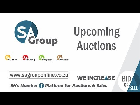 Upcoming Auctions | SA AUCTION