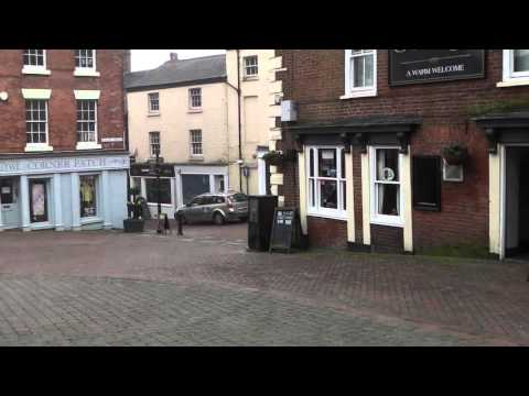 Town Centre, Oswestry, Shropshire