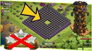 ZERSTÖRBARER Dorfaufbau oder nicht?! | Experiment mit TESLA ಠ Clash of Clans CoC [Deutsch] RaeshCor