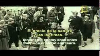 la cancion del partisano subtitulado español e ingles la resistencia 2da guerra mundial
