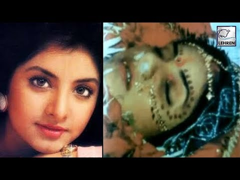 Divya Bharti's Death Reason Revealed I Divya Bharti Suicide I Murder I Accident | Lehren Diaries