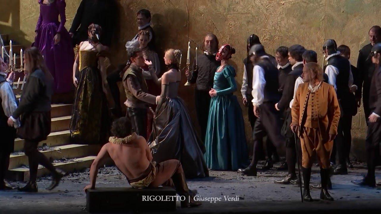 Giuseppe Verdi Rigoletto Trailer Wiener Staatsoper Youtube