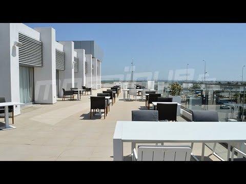 l'inauguration officielle de l'Hôtel Laico à Tunis