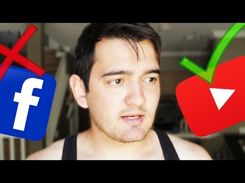 WHY I DELETED FACEBOOK?