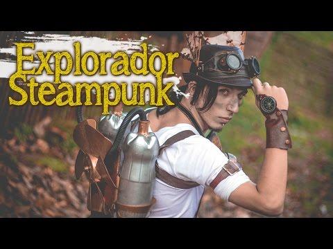Tutorial: Explorador Steampunk | Steamcon 2015 | LUCK DO DIA #3