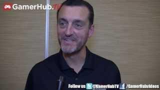 GameStop CEO Paul Raines Talks Next Gen