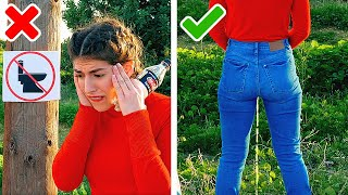 FESTIVAL HACKS AND CAMPING HACKS THAT WE ALL WILL NEED VERY SOON || Awkward Moments, Funny Hacks