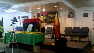 UNITED AFRICAN MOVEMENT 23RD ANNIVERSARY PT 5 [2011]