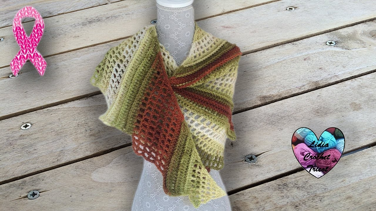 646910f94b4b Châle queue de dragon crochet Bonus Présentation nouvelles gammes ...
