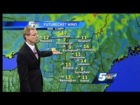Tom Messner's bitter cold weather forecast