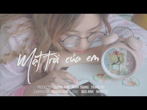 Mặt Trời Của Em - Phương Ly ft Justa Tee | MV COVER - HOZO