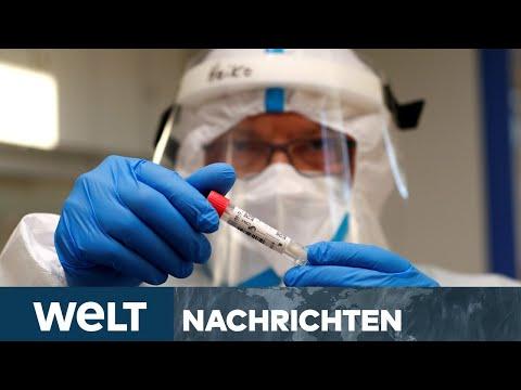 CORONA-PANDEMIE: Engpässe bei Coronavirus-Tests inDeutschland
