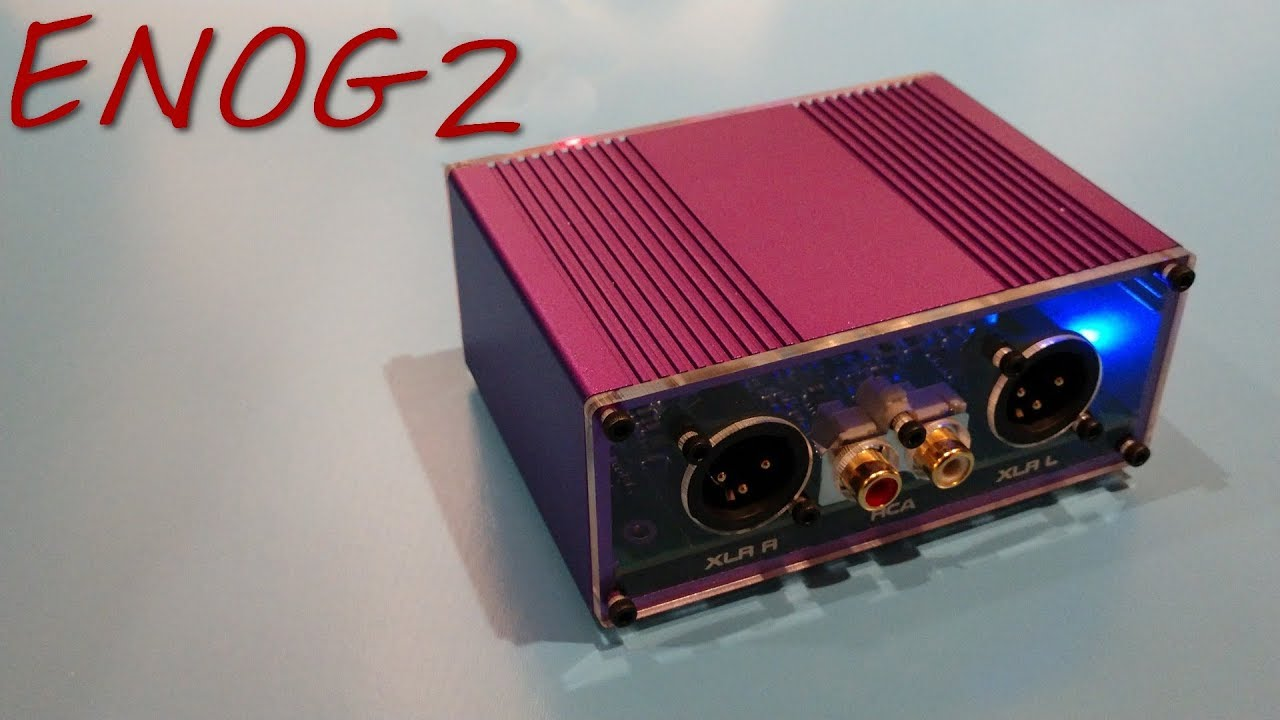 GESHELLI ENOG2 PRO DAC _ (Z Reviews) _ The Easiest way to