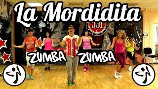 ТАНЦЫ - ВИДЕО УРОКИ ОНЛАЙН - LA MORDIDITA - DanceFit #ТАНЦЫ #ЗУМБА