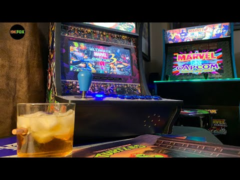 This Week - Projects, AtGames, Arcade1up, Drama and Bourbon from 19kfox