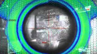 Crysis 2 Multiplayer: Sniper Gameplay - PC