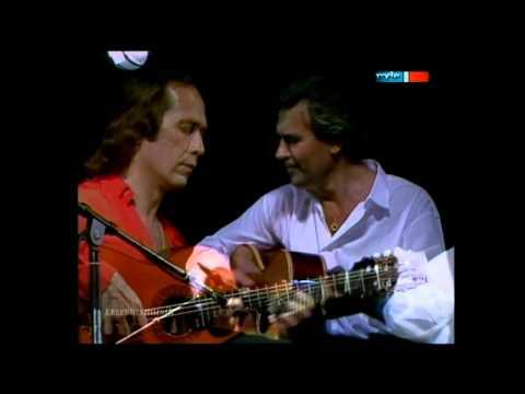 Paco de Lucía y John McLaughlin - Berlin 1987 (HQ)