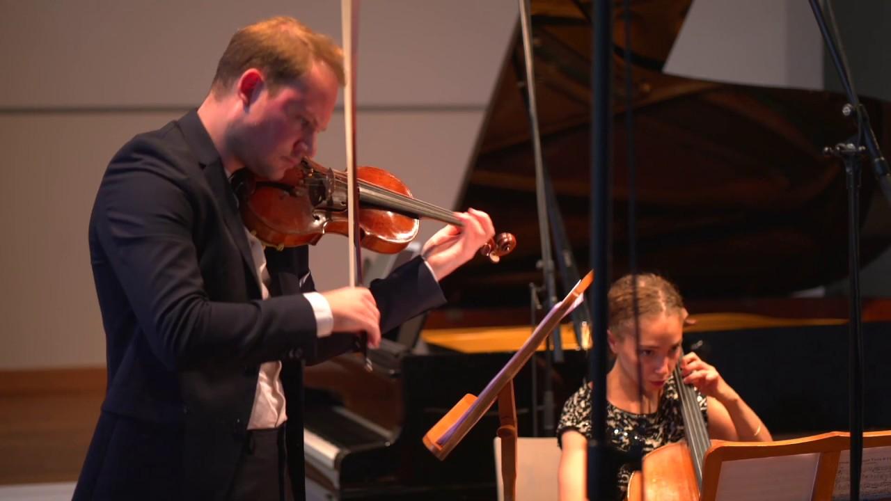 Hans Gál - Serenade für Klarinette, Violine und Violoncello op.93 (1935) (Burletta)