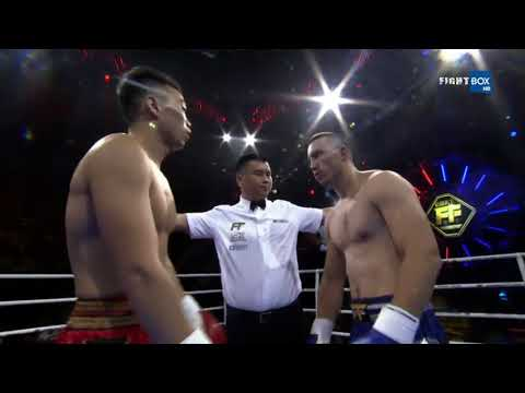 SUPERKOMBAT World Grand Prix: Bogdan Nastase vs Sun Chao