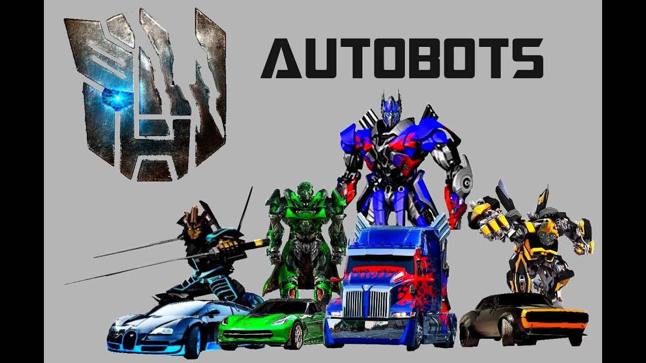 Transformers : Age of Extinction CGI Autobots | Doovi