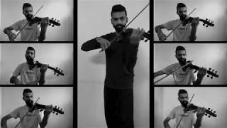 | Elangaathu - Pithaamagan | Strings Cover by Manoj Kumar - Violinist
