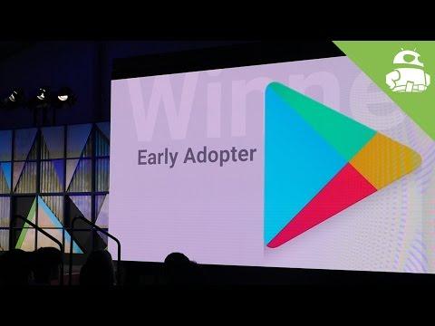 Google Play Awards @ Google I/O 2016