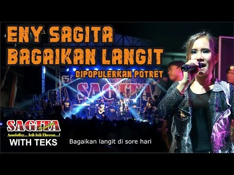Eny Sagita - Bagaikan Langit - Versi Jandhut (Live Malang)