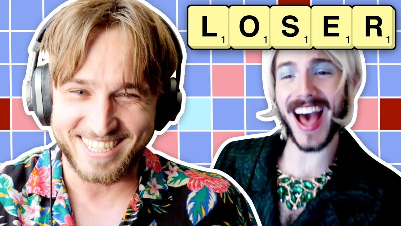 We Play Scrabble (things got weird)