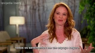Grey's Anatomy 300th Episode - Sarah Drew (legendado pt-br)