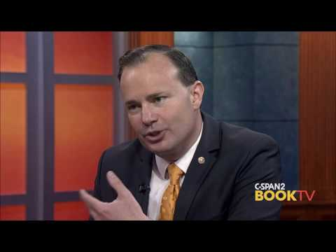 """After Words: Sen. Mike lee (R-UT), """"Written Out of History"""""""