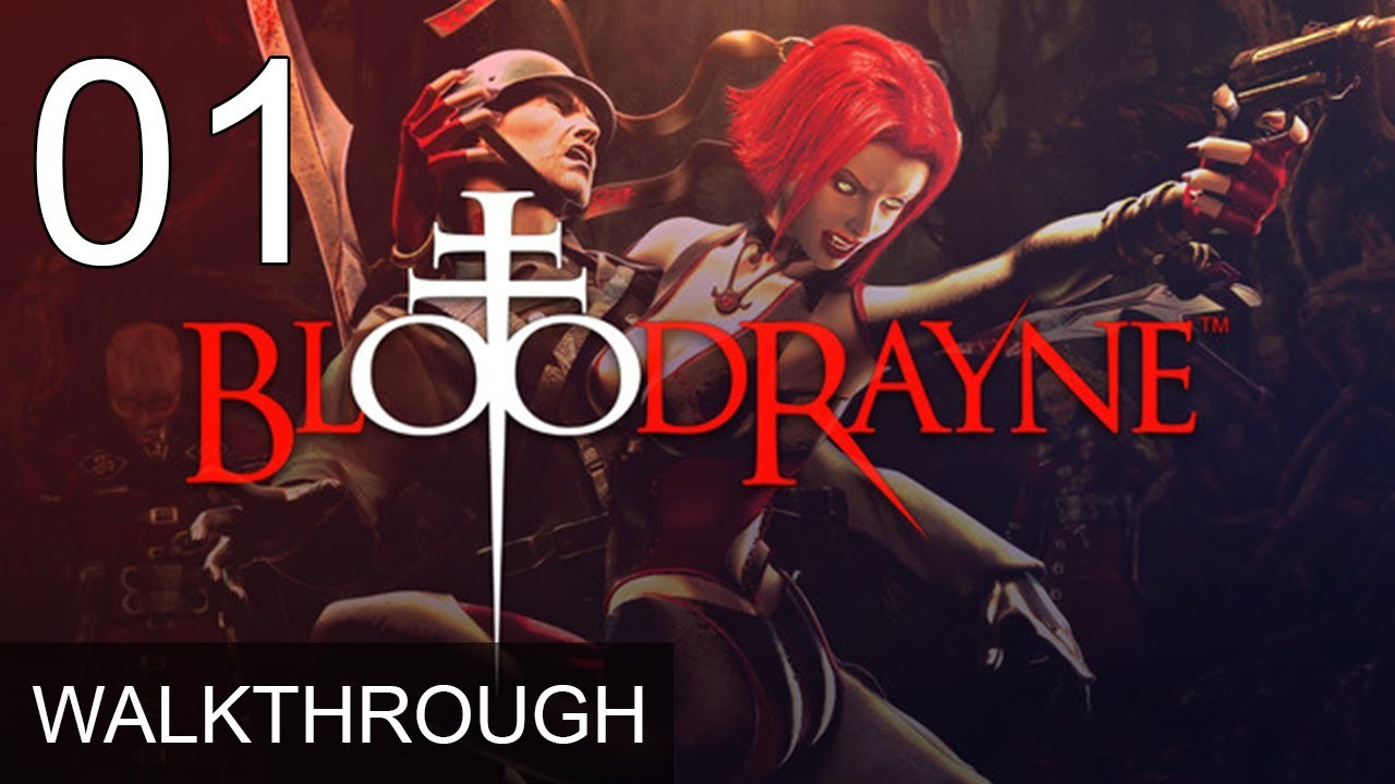 Bloodrayne Part 1 Walkthrough Gameplay Youtube