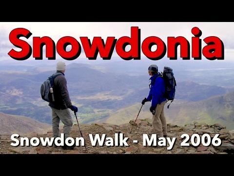 Snowdonia Trip - May 2006