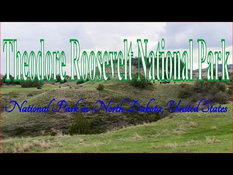 Visit Theodore Roosevelt National Park, North Dakota, United States - best national park
