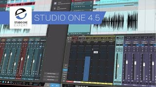 Studio One 4.5 - Everything You Need To Know About The Latest Version Of PreSonus Studio One