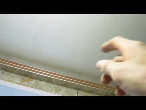 Мыть окрашенный потолок, 1