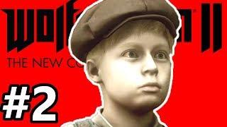 Wolfenstein II: The New Colossus Gameplay Walkthrough Part 2
