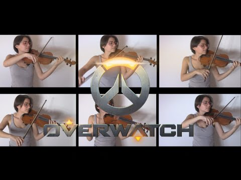 Overwatch - Victory Theme (Violin Cover)