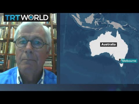 Australia Refugees: Interview with Human Rights activist Julian Burnside