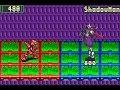 Mega Man Battle Network 2 - ShadowMan (DeleteTime record 0:01:51)