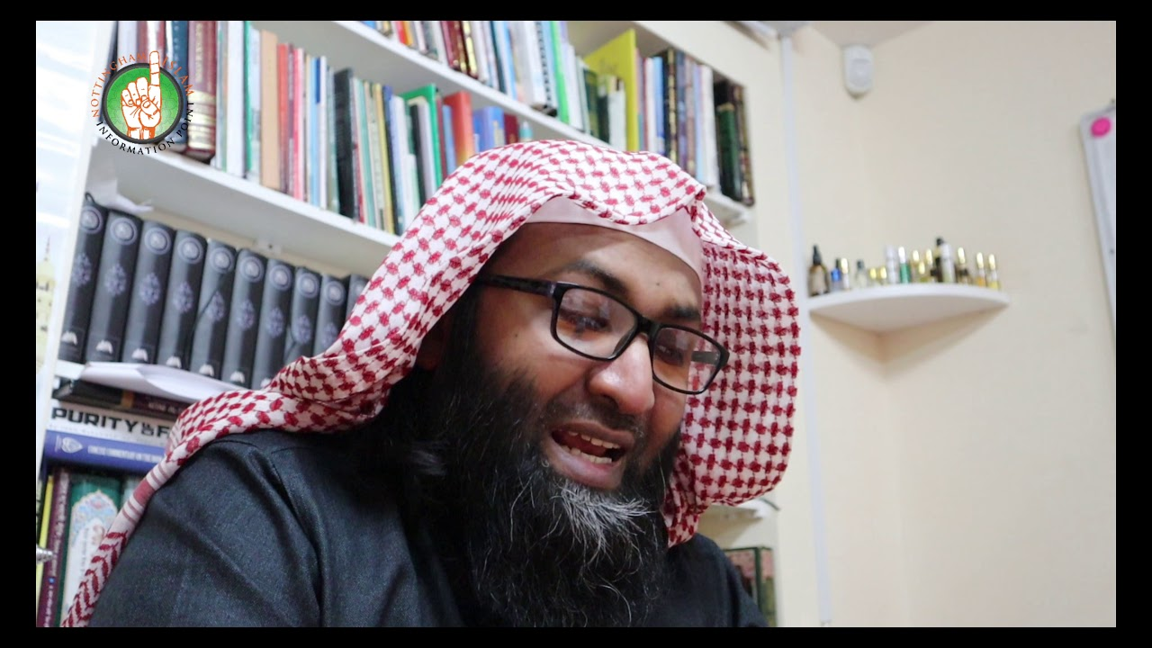 Bulughul Maram - Kitabul Jana'iz [Part Four] | Ustadh Rashed Al-Madani