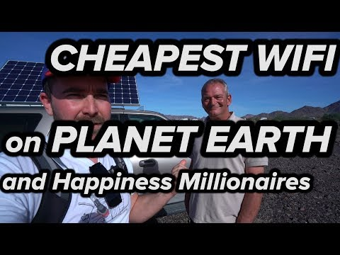 RTR 2018 - CHEAPEST CELLPHONE PLAN WIFI HOTSPOT ON PLANET EARTH! (featuring Jim from Denver)