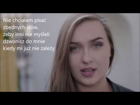 Olivia Fok - Love Yourself POLISH VERSION LYRICS VIDEO