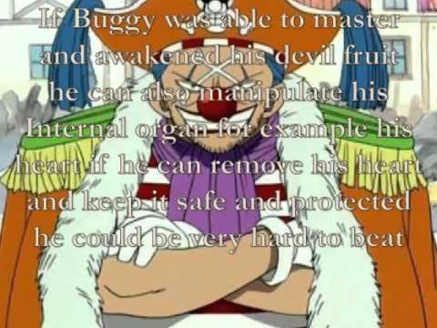 Awakened Buggy The Clown