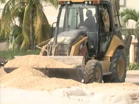 An update on infrastructure works in Belize City