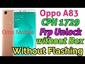 Oppo A83 Factory Reset Videos - Waoweo