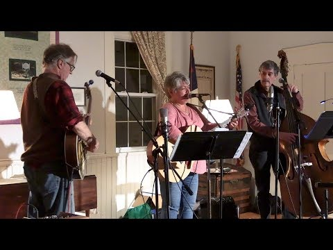 ROSE HIP JAM Tune 1 At Anonymous Coffeehouse - Lebanon, N.H. - October 11, 2019