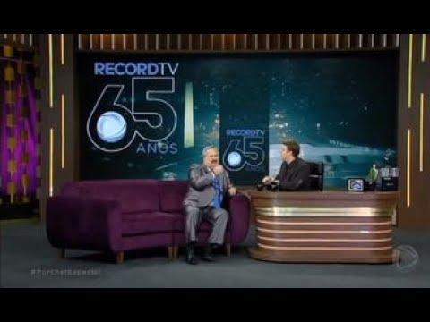 Gilberto Barros fala sobre passagem pela Record TV